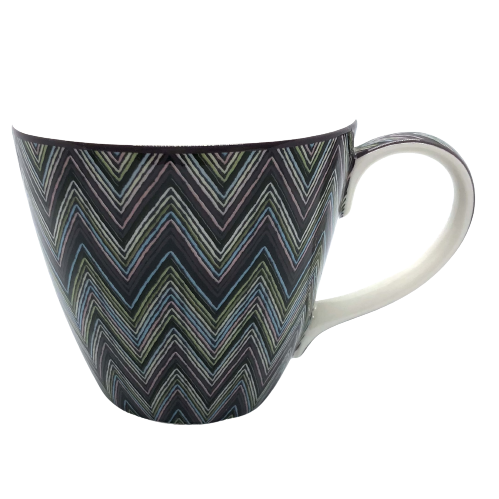 GreenGate Tasse Zindy dark grey