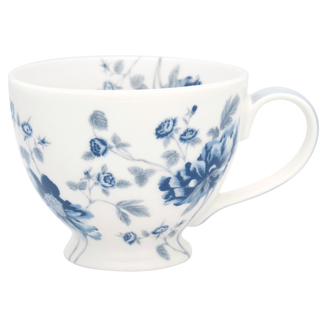 GreenGate Teetasse Teacup Charlotte white